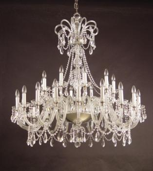 Crystal chandelier -